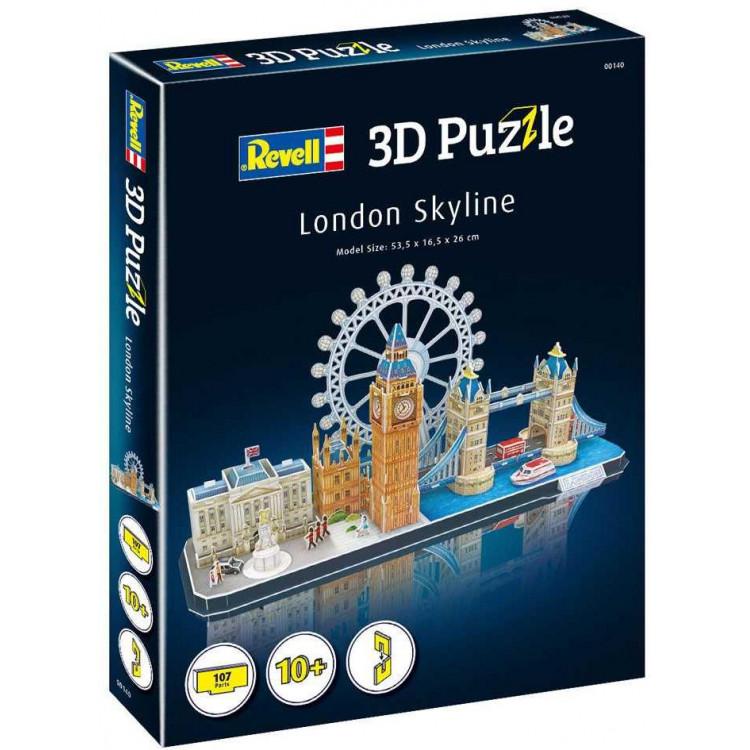 3D Puzzle REVELL 00140 - London Skyline