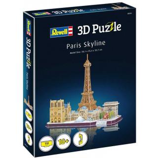 3D Puzzle REVELL 00141 - Paris Skyline