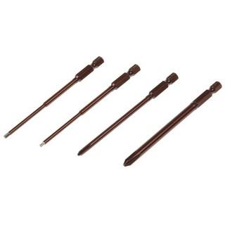 Násada pro akku šroubovák (4) - imbus 2.0 & 2.5mm + křížový šroubovák 4.0 & 5.8mm