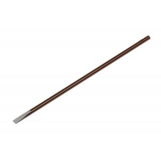 Náhradní hrot - plochý šroubovák: 5.0 x 150mm