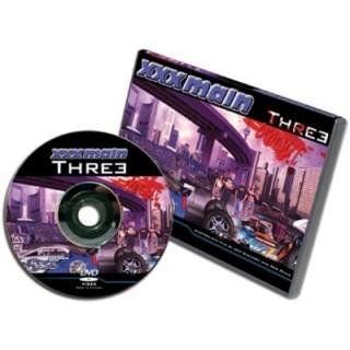 XXX Main - THRE3 DVD