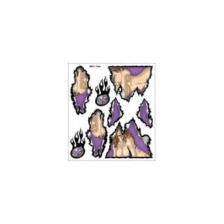 XXX Main - Airbrush šablona - Torn
