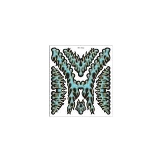 XXX Main - Airbrush šablona - Chaos