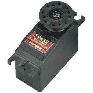 S9452 9.2kg.cm 0.11s/60° MG BB digital szervó