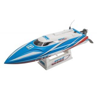 LRP Deep Blue 420 Race loď 2.4GHz ARR + 3S LiPo 1800 30C