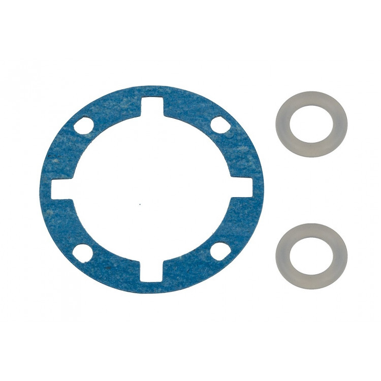 RC10B74 Těsnění diferenciálu (set)