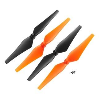 Vrtule (oranžový) Vista FPV