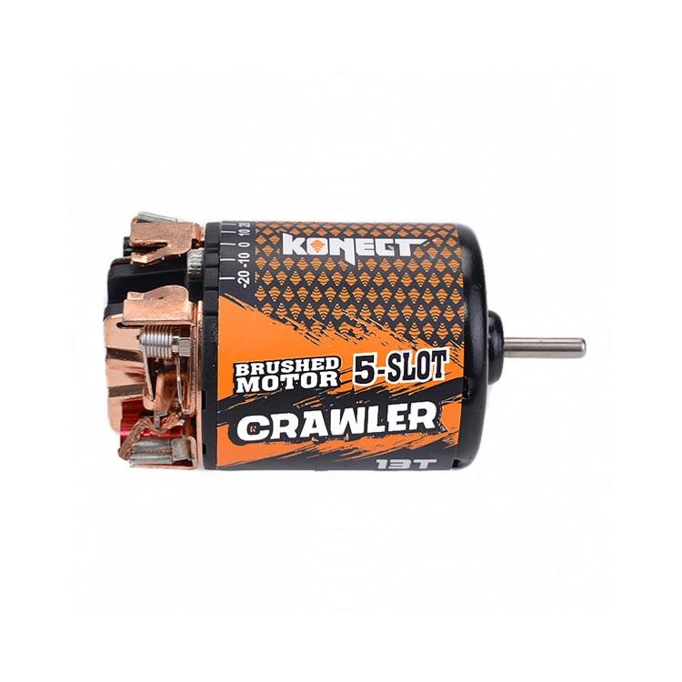 KONECT CRAWLER 5 slot, 13 závitový motor (2.320Kv/V)