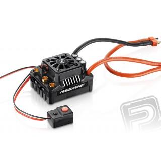 EZRUN MAX8 V3 Dean-T csatlakozóval - fekete - szabályozó