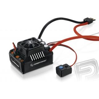 EZRUN MAX6 V3, TRX csatlakozóval- fekete - szabályozó