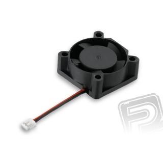 Ventilátor 2510BH-6V, 18.000ford./min. - fekete
