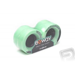 Exway X1 elülső kerekek 85mm MINT - pár
