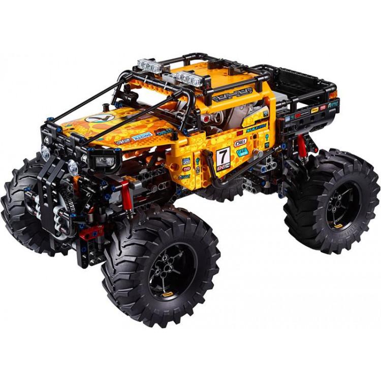 LEGO Technic - RC Extrémní teréňák 4x4
