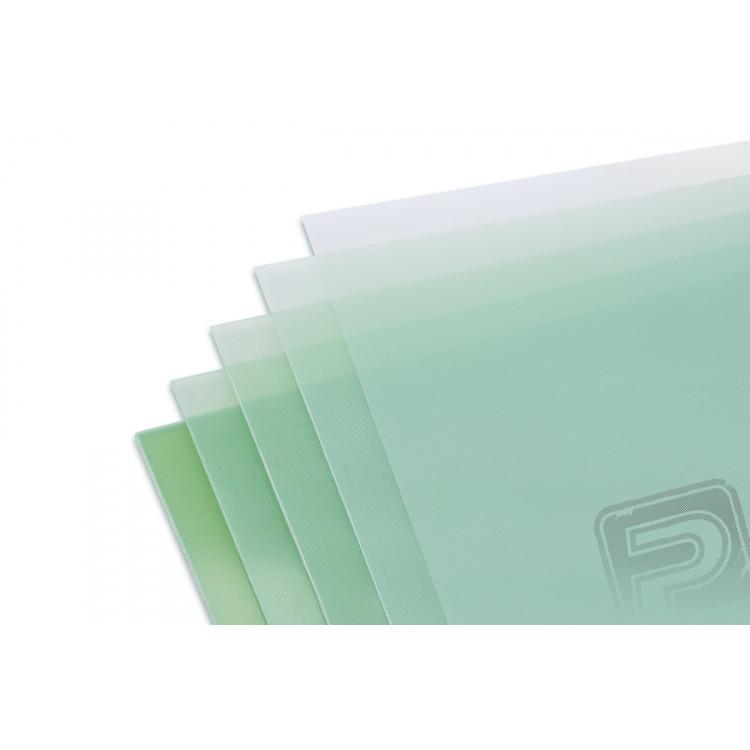 Sklotextitová deska 34x61cm 0,8mm