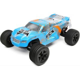 ECX Circuit 1:10 RTR kék, LiPo akkuval