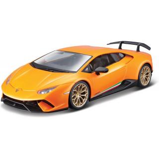 Bburago Lamborghini Huracan Performante 1:24 narancssárga