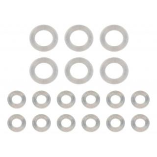 RC8B3.1 differenciál O gyűrűk, szett