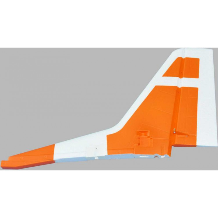 Cargo EC-1500: Směrovka
