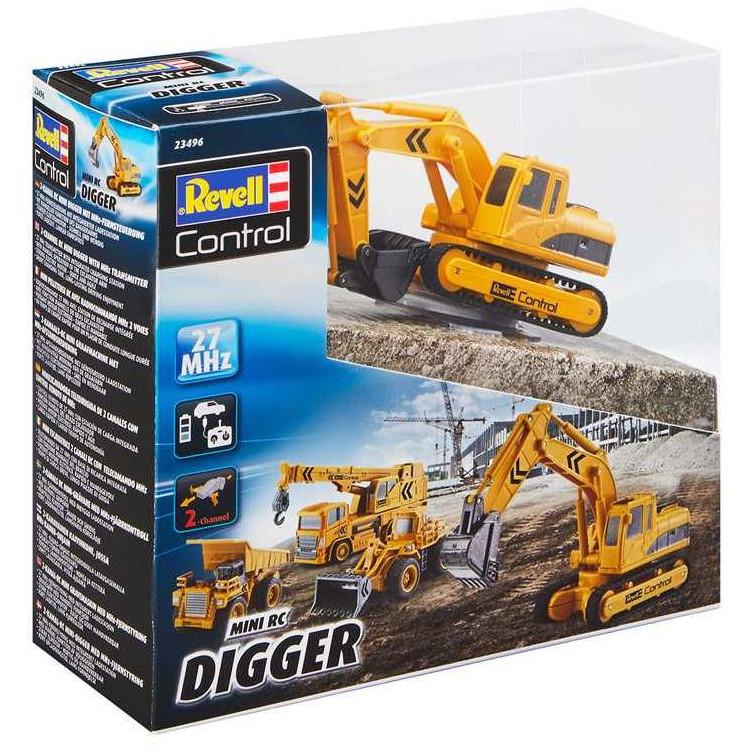 Mini RC REVELL 23496 - Bagr