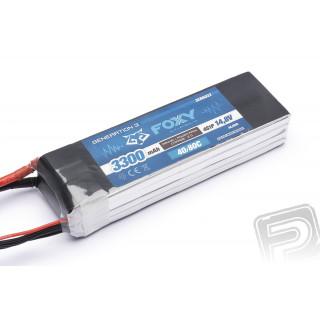FOXY G3 - Li-Po 3300mAh/14,8V 40/80C 48,8Wh