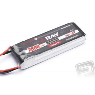 G4 RAY Li-Pol 2800mAh 7,4V TX