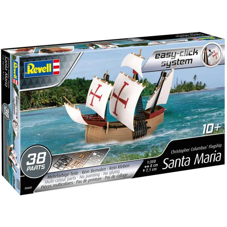 EasyClick loď 05660 - Santa Maria (1:350)