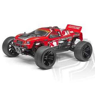 Festett/lakkozott karosszéria - piros (Strada XT)