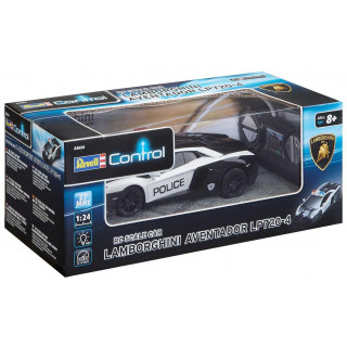 """Autó REVELL 24656 - Lamborghini """"POLICE"""""""
