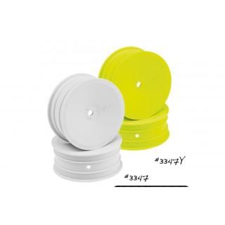 MONO - B4.1|B44.1|B5|B6|RB5|RB6 - 12mm HEX přední žluté disky - 4 ks.