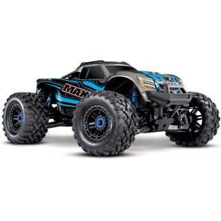 Traxxas Maxx 1:8 4WD TQi RTR kék