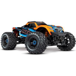 Traxxas Maxx 1:10 4WD TQi RTR oranžový