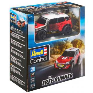 Autó REVELL 24470 - Free Runner