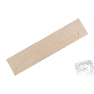 DC ply wing saddl