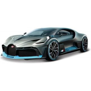Bburago Bugatti Divo 1:18 ezüst