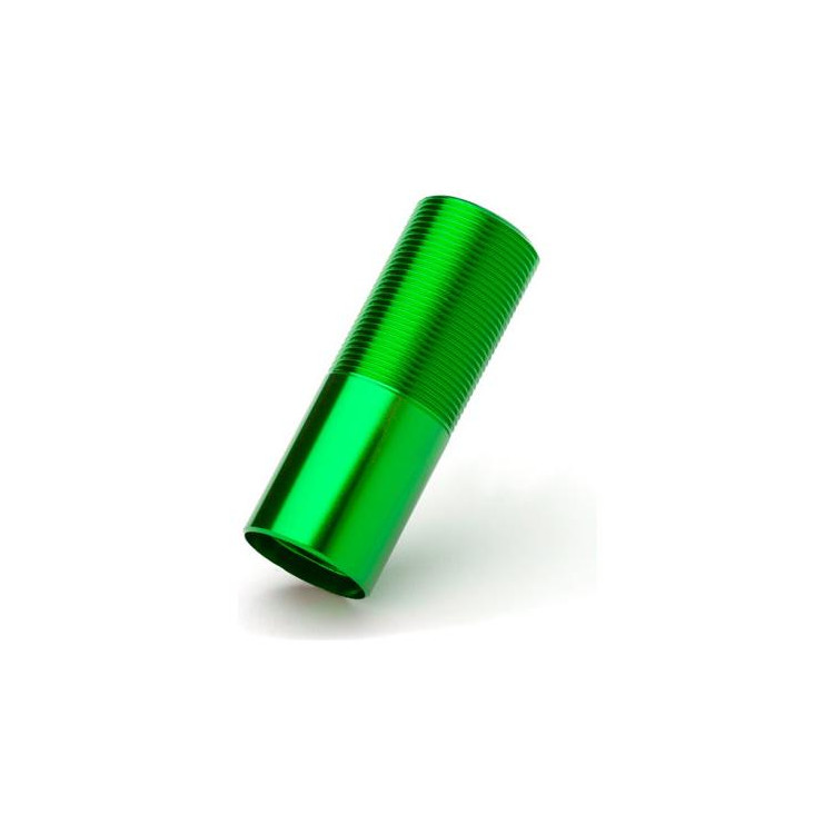 Traxxas tělo tlumiče GT-Maxx hliníkové zelené (1)