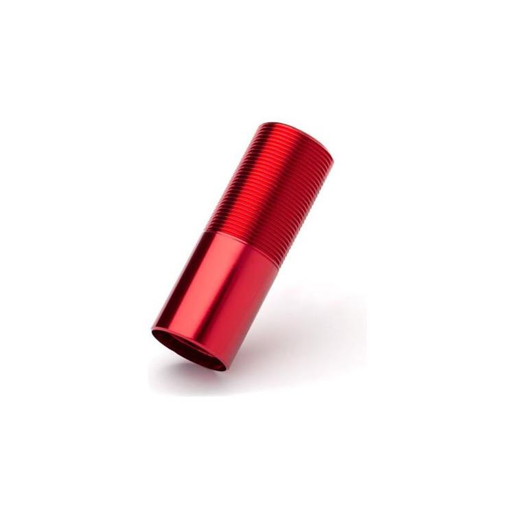 Traxxas tělo tlumiče GT-Maxx hliníkové červené (1)