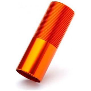 Traxxas lengéscsillapító test GT-Maxx alu narancssárga (1)