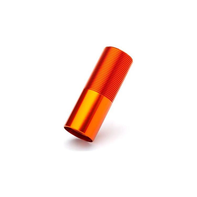 Traxxas tělo tlumiče GT-Maxx hliníkové oranžové (1)