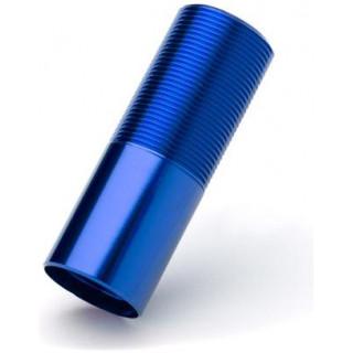 Traxxas lengéscsillapító test GT-Maxx alu kék (1)