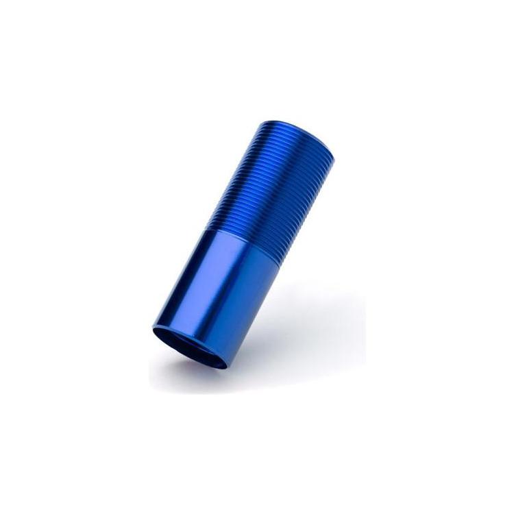 Traxxas tělo tlumiče GT-Maxx hliníkové modré (1)