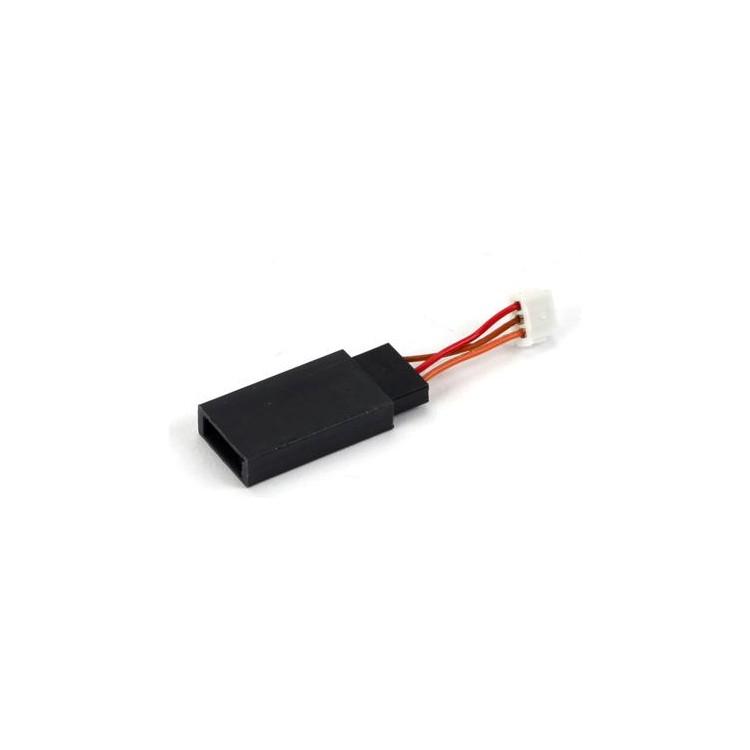 Spektrum - konverzní kabel JR / JST-ZHR 2.5cm