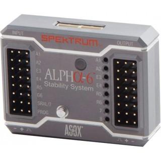 Spektrum Stablilizační systém Alpha-6 AS3X