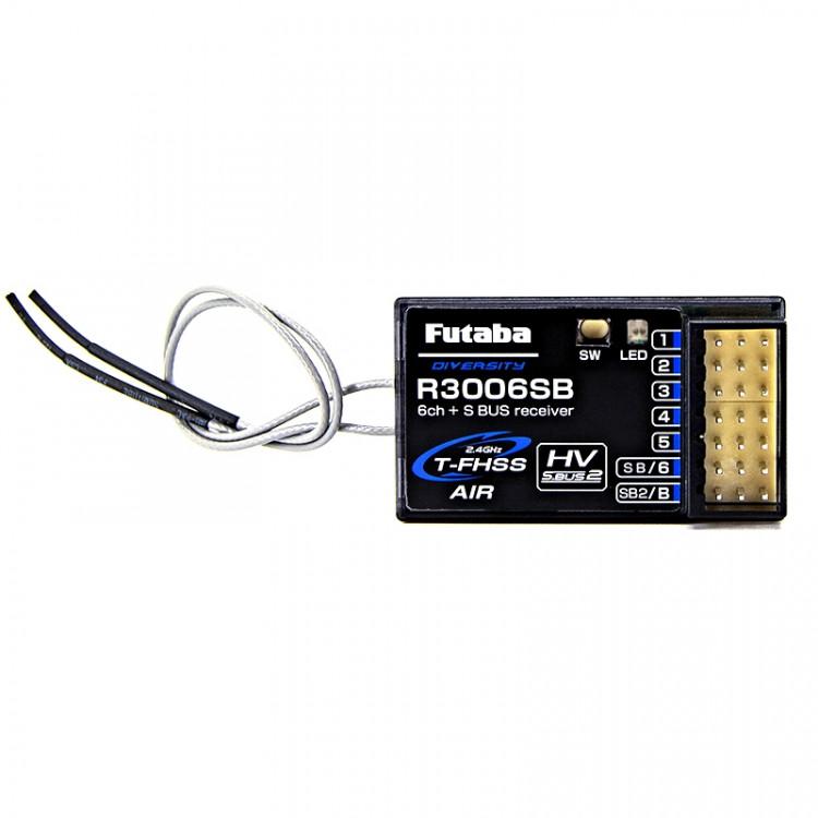Futaba R3006SB T-FHSS 6k přijímač (dual)