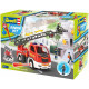 Junior Kit auto 00823 - Fire Truck - Ladder Unit (1:20)