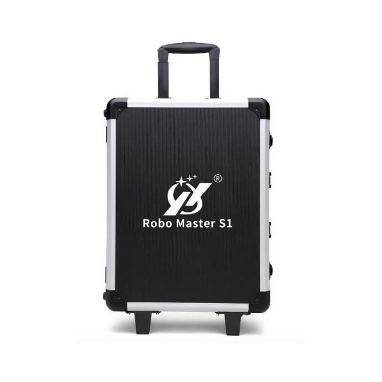 Robomaster S1 - hliníkový kufr na kolečkách