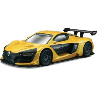 Bburago Renault Sport R.S. 01 1:43 sárga metalíza