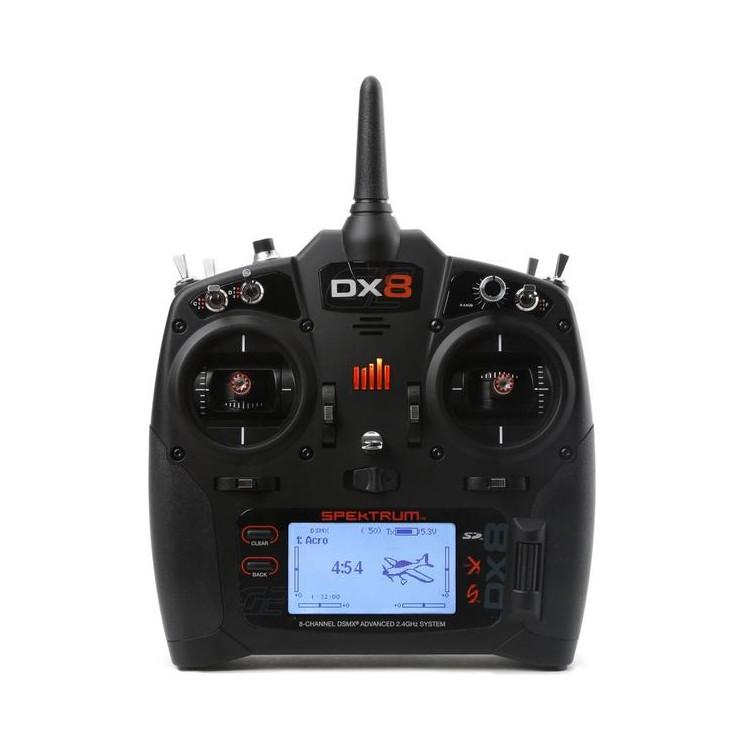 Spektrum DX8 DSMX Mód 1-4 pouze vysílač