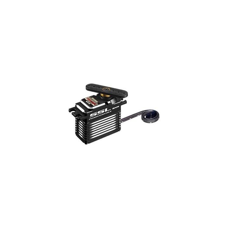 PGS-XB2 SXR High Power Brushless Torque Servo (High Voltage)