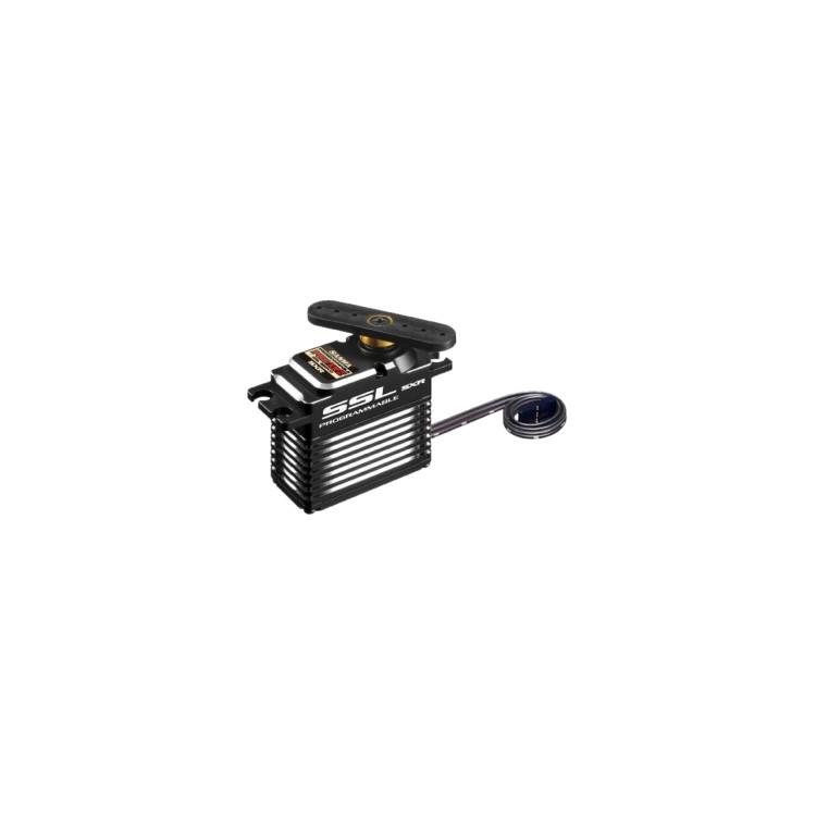 PGS-XR2 SXR High Power Brushless Torque Servo (High Voltage)