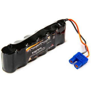 Baterie NiMH 7.2V 1300mAh 2/3A plochá
